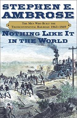 Transcontanental railroad essay help?