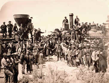 transcontinental railroad from native american point of view The site offers visitors a brief history of the building of the transcontinental railroad railroad's encroachment on native american transcontinental.